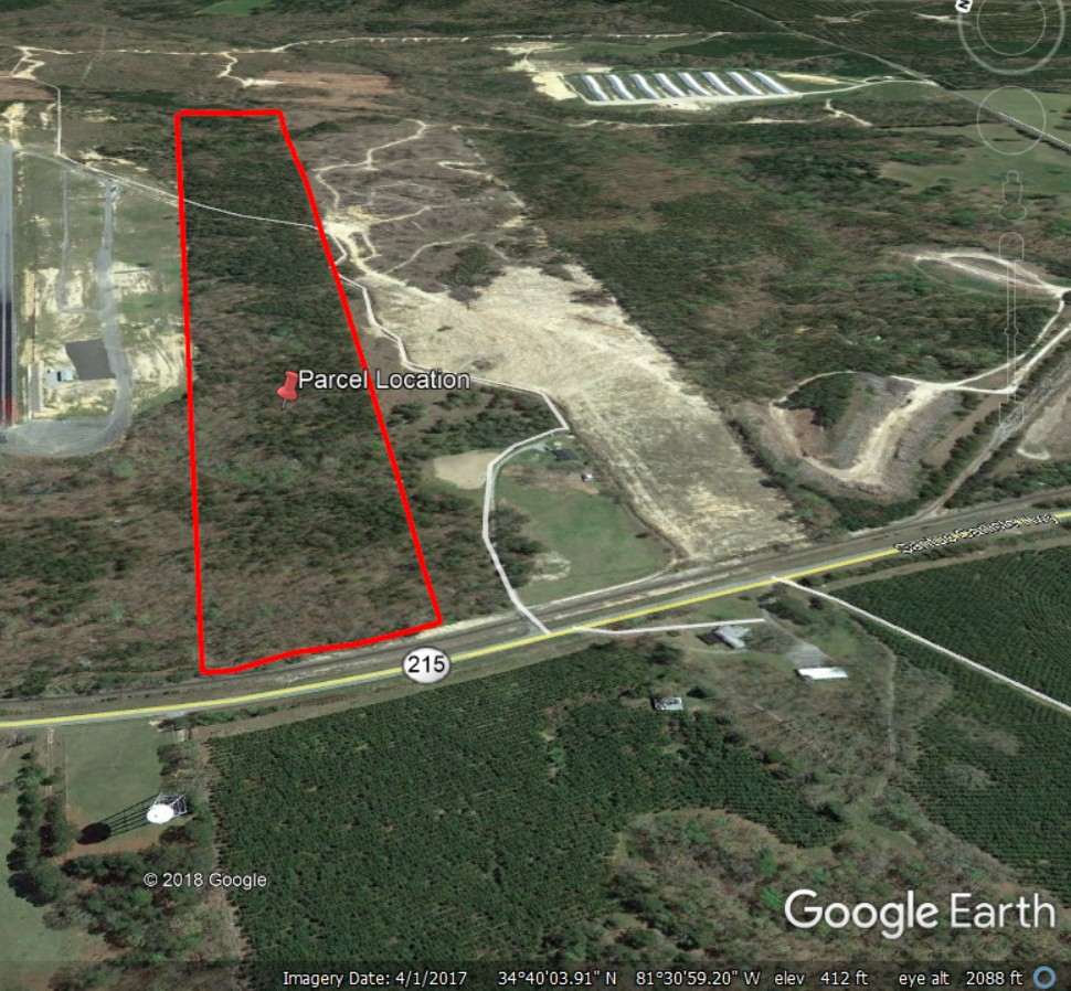 Additional Photos 42 Acres RAW LAND on